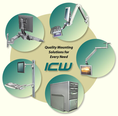 ICW mount systems