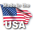 ICWUSA's products are designed, manufactured and assembled in the United States.