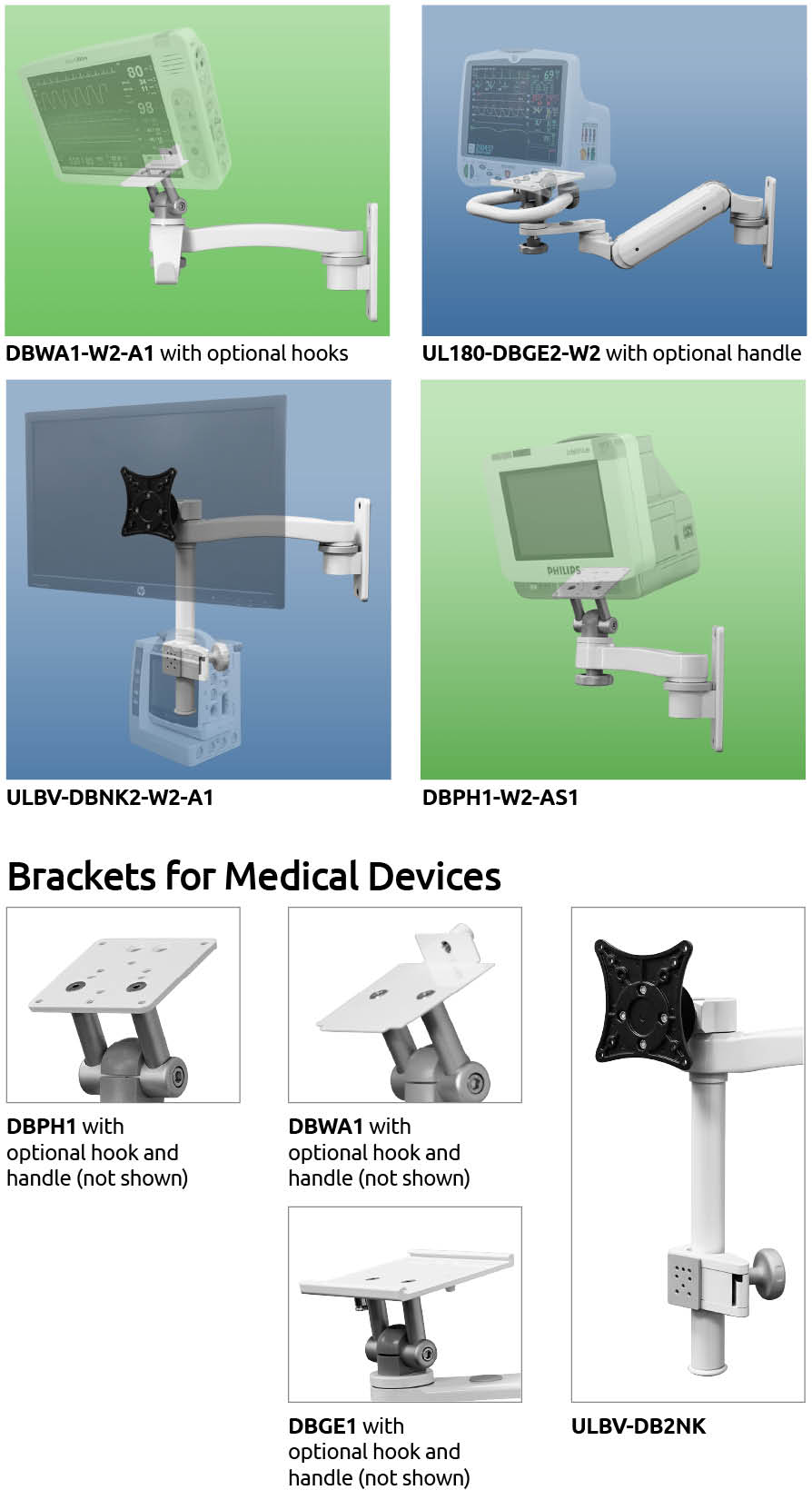 Medical Device Mounts