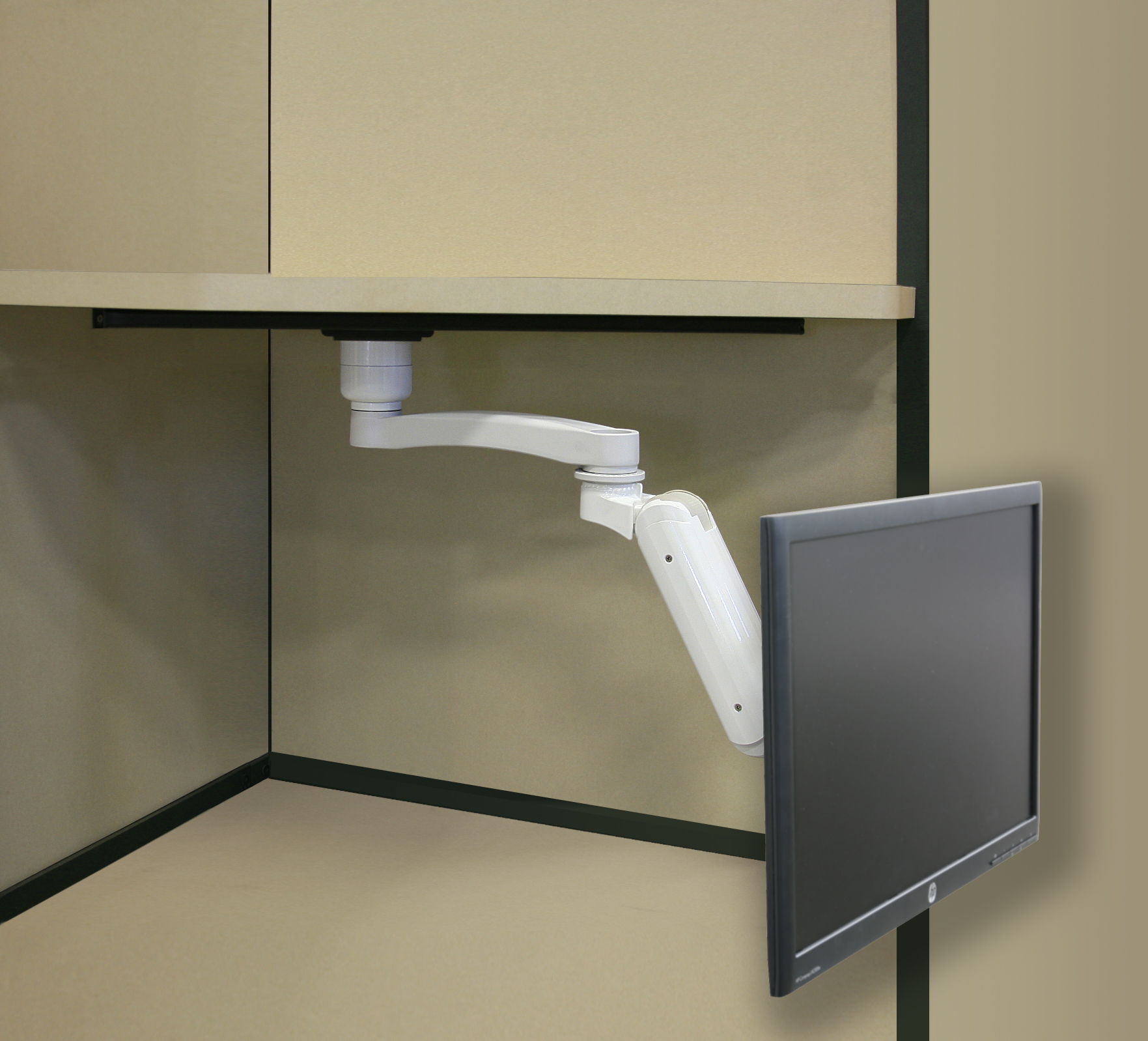 Ultra 180 Undercabinet Monitor Mount