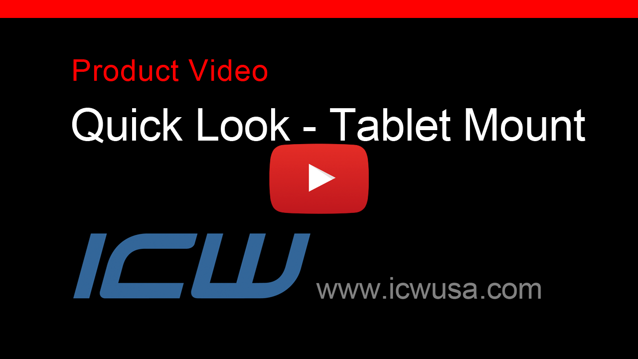 Tablet Mount Quick Look Range of Motion Video