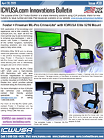 Foster + Freeman ML-Pro Crime-Lite® with ICWUSA Elite 5216 Mount