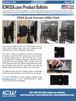 VESA Quick Connect Plate