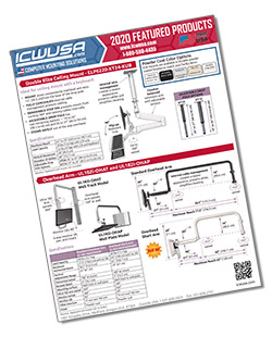 Download ICW's Featured Products Brochure
