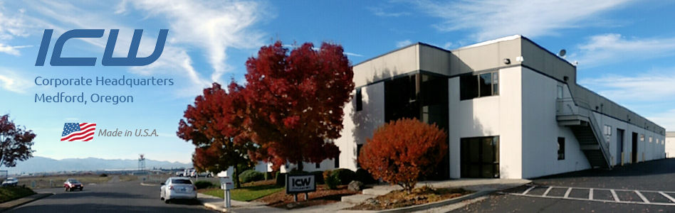 ICWUSA Corporate Headquarters in Medford Oregon
