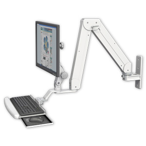 Elite Double Arm Wall Mount