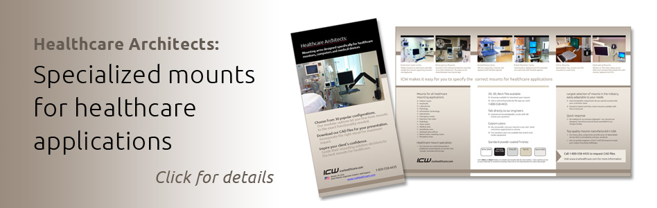 Healthcare Architects brochure