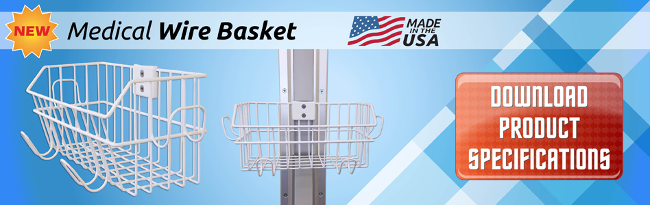 Wire Basket Banner