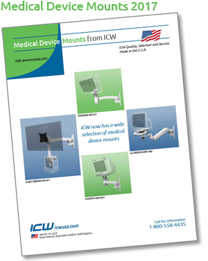 Download 2017 Medical Device Mounts Brochure
