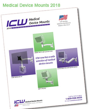 Download 2018 Medical Device Mounts Brochure