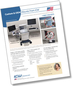 Download ICW Healthcare's Custom and OEM Brochure