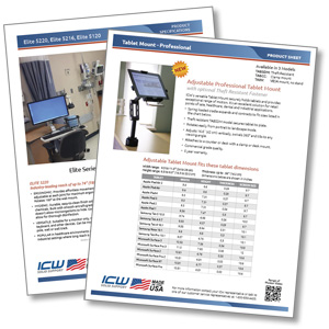 Download our Product Sheets