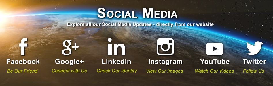 Social Media Links for ICW