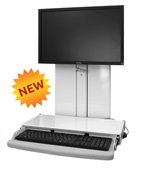 VT21 Low profile workstation