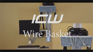 ICW's New Wire Basket - Weight Capacity Test