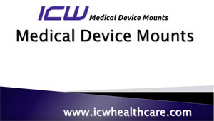 ICW Medical Device Mounts Product Presentation