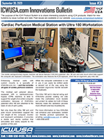 Cardiac Perfusion Medical Station